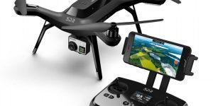 Обзор дрона 3D Solo с автопилотом