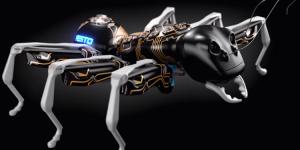 Робот-муравей и робот-бабочка от компании Festo