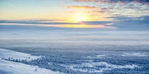 TIINA TÖRMÄNEN и её Зимние пейзажи
