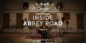 Онлайн-экскурсия по студии Abbey Road