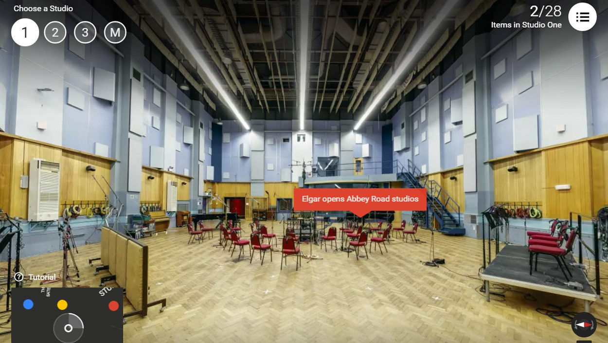 Inside Abbey Road 2