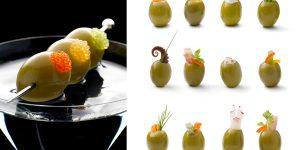 Nir Adar и его Food Art