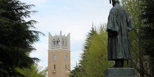 Экскурсия по токийскому университету Васэда