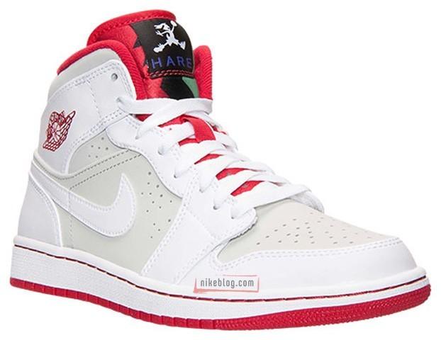 """Air Jordan 1 Mid """"Hare"""""""