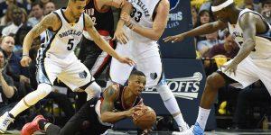 НБА. Playoffs— день двенадцатый