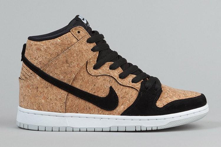 "Nike Dunk SB High Premium ""Cork"""