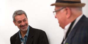 Luis Gonzalez Palma и его Ara Solis