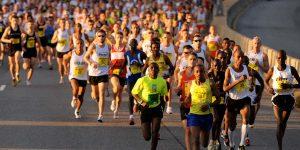 Поступок дня: Клерк пробежал 3 марафона за 8 дней, чтобы помочь сыну