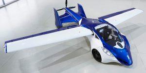 Будущее рядом. AeroMobil 3.0