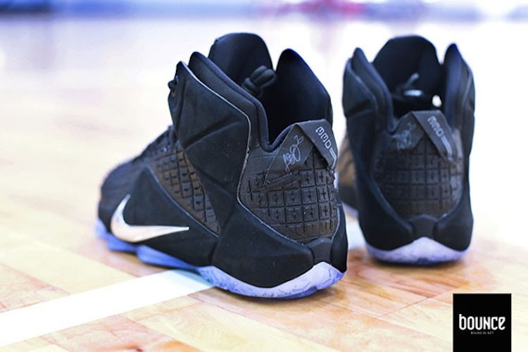 Nike LeBron 12 EXT Rubber City