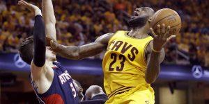 НБА. Финал Восточной конференции, третий матч
