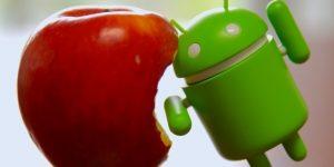 Android помогает iOS расти в Европе