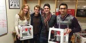 3D-принтер для живых клеток