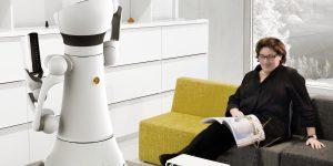 Care-O-bot 4— робот не для всех