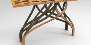 Full Grown— выращенная мебель
