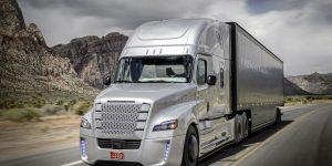 Самоходный грузовик от Daimler