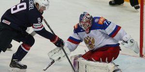Россия вышла в финал ЧМ по хоккею