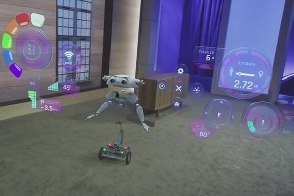 hololensrobot 1