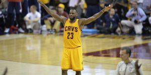 НБА. Cleveland Cavaliers стали победителями на Востоке