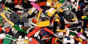 Хранилище для конструктора Lego