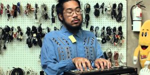 Mndsgn — Camelblues