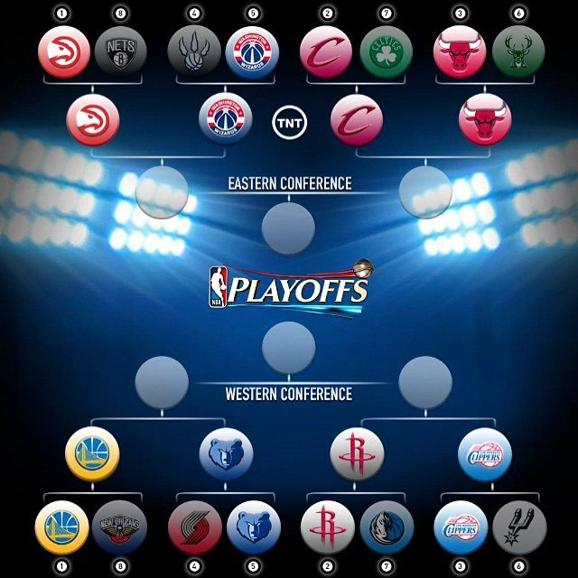 Playoffs 2 round