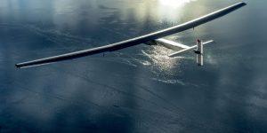 На солнечных батареях через Тихий океан