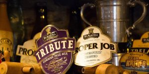Поговорим о пиве. Три эля от St Austell brewery