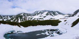 Подъём в Японские горы