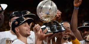 НБА. «Голден Стэйт Уорриорз»— чемпионы