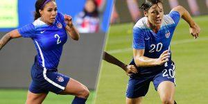В игре FIFA 16 будут женские команды