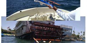 AguaDrone— квадрокоптер для рыбалки