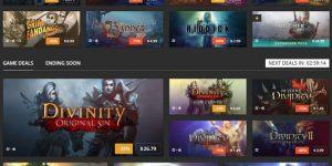 Летняя распродажа игр на GOG.com