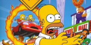 Олда: «Simpsons: Hit & Run»