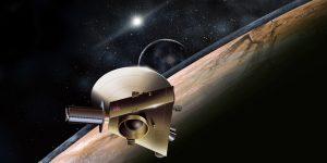 Что такое гравитационный манёвр
