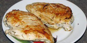 Проверено на практике: куриное филе с перцем чили