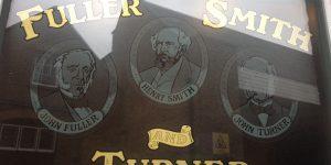 Поговорим о пиве: Три эля от Fuller's