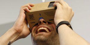 Виртуальная реальность от Google