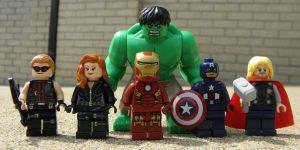 Трейлер LEGO Marvel's Avengers