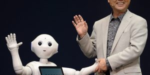 1000 роботов Pepper раскупили за 1 минуту