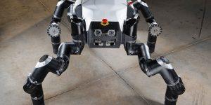 Соревнование по робототехнике DARPA