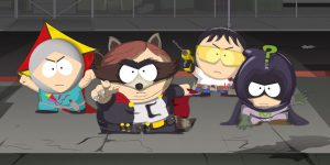 Трейлер игры South Park: The Fractured But Whole