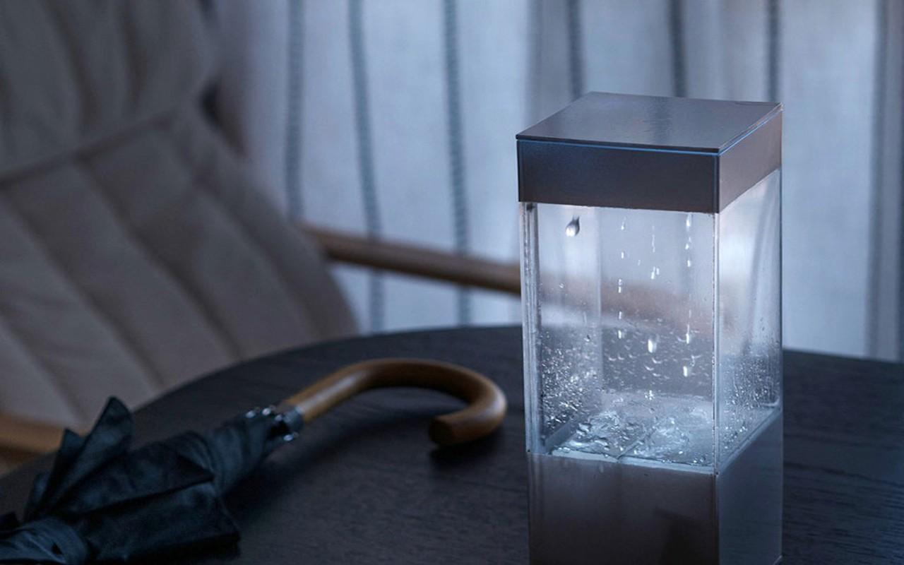 Tempescope: волшебная коробка с прогнозом погоды
