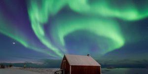 Сказочная норвежская архитектура