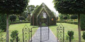«Живая» церковь в Новой Зеландии