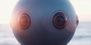 Nokia Ozo— камера для создания виртуальной реальности