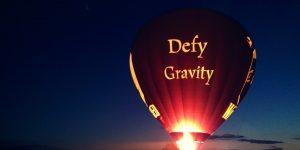 Фестиваль воздушных шаров где-то в Нью-Джерси