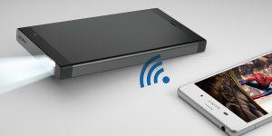 Sony MPCL1— портативный проектор за 350$