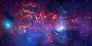 Млечный путь на фотографиях c высоким разрешением