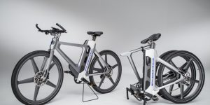 Электрические велосипеды от Ford